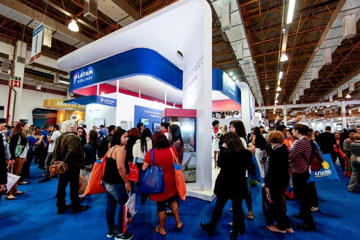 """Cabrália na """"ABAV - Expo Internacional de Turismo"""", maior Feira de Turismo das Américas"""