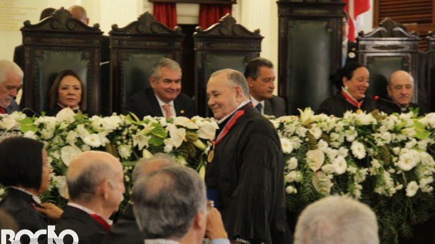 Novo presidente do TJ-BA é empossado em cerimônia no Fórum Ruy Barbosa