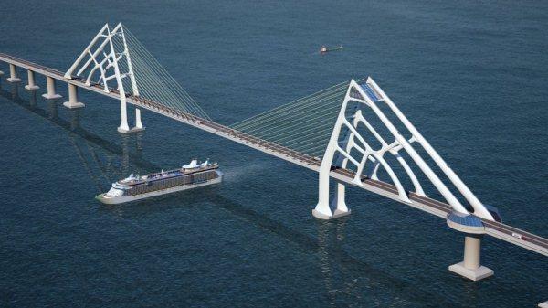 Licitação da ponte Salvador-Itaparica será publicada dia 16
