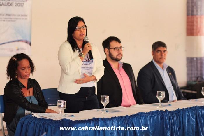 Com grande participação, município realiza Conferência Municipal de Saúde