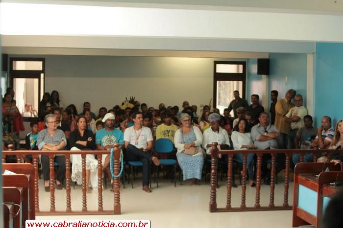 Muito tranquila a Audiência Pública para concessão do transporte hidroviário em Cabrália
