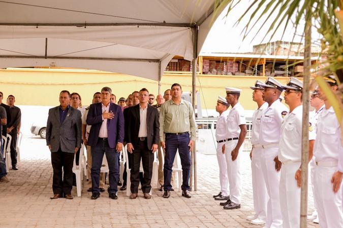 Delegacia da Capitania dos Portos em Porto Seguro comemora 40 anos