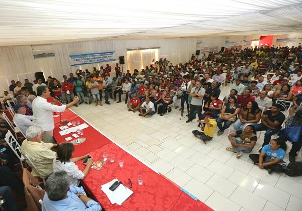 Caravana de Rui Costa vai a Irecê e Miguel Calmon