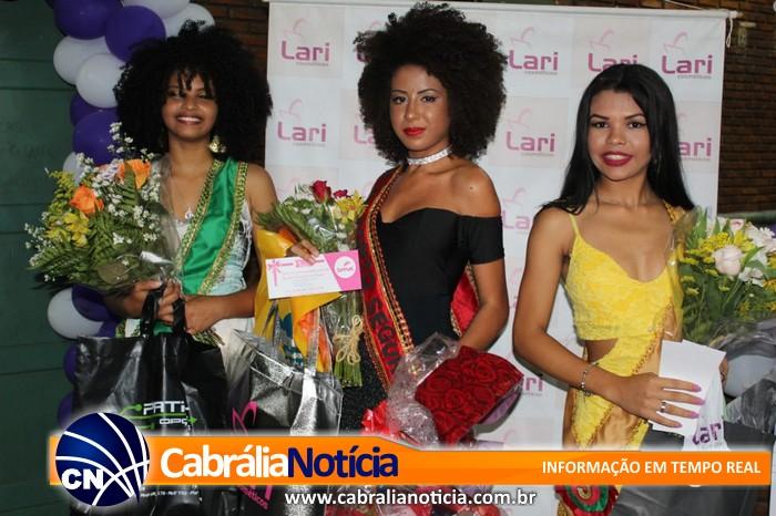BCS-Baianão escolhe a jovem que irá representar Porto Seguro no Concurso Garota BCS em Salvador.