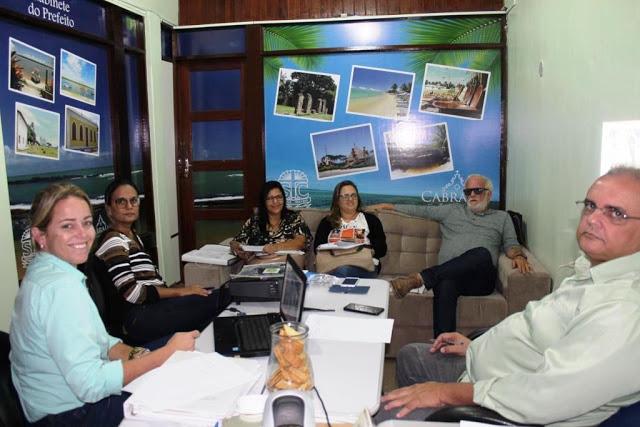 Defesa Civil em parceria com a prefeitura,  trabalho contínuo em prol da comunidade
