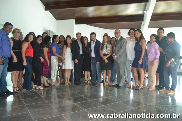 Inaugurado o CEJUSC em Santa Cruz Cabrália