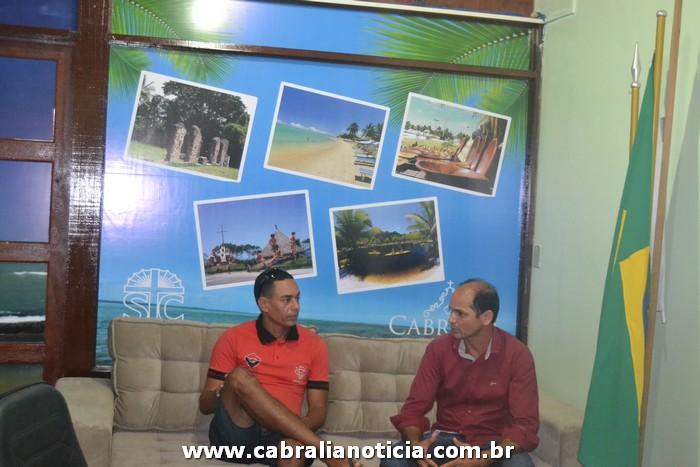 Carlos Lero, construindo um novo tempo no governo que é de todos.