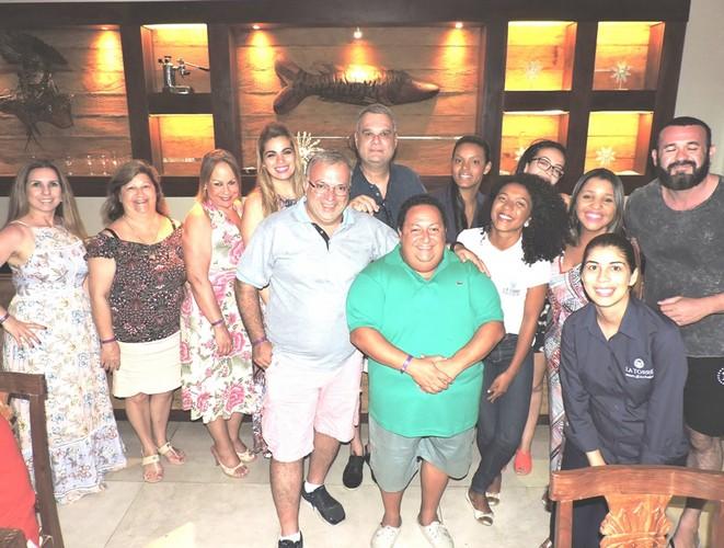 La Torre Resort recebe famtour da Visual-SP