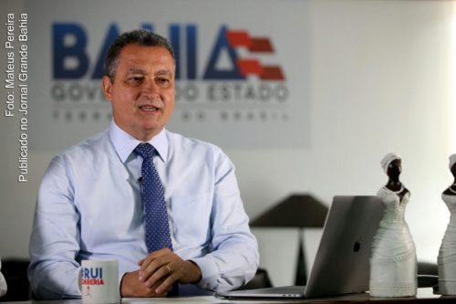 Governador Rui Costa implanta a mais moderna rede de assistência médica da história da Bahia; objetivo é proporcionar vida digna à população; usurpadores atuam contra