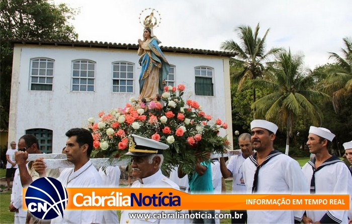 8 DE DEZEMBRO FERIADO EM HOMENAGEM A PADROEIRA DE CABRÁLIA