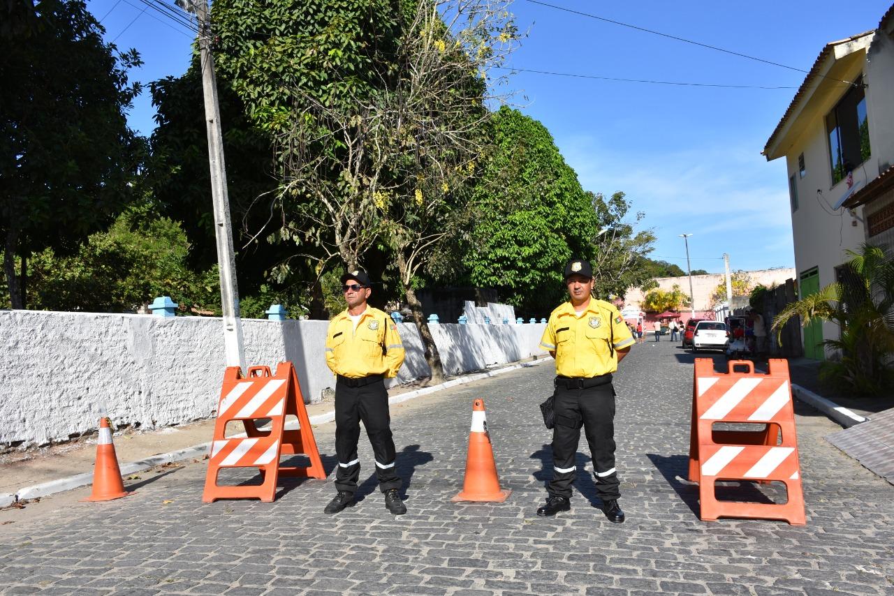 Durante Carnaval, trânsito de Porto Seguro terá mudanças