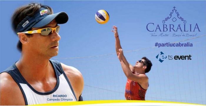 Etapa do Sul-Americano do vôlei de praia acontece em Cabrália