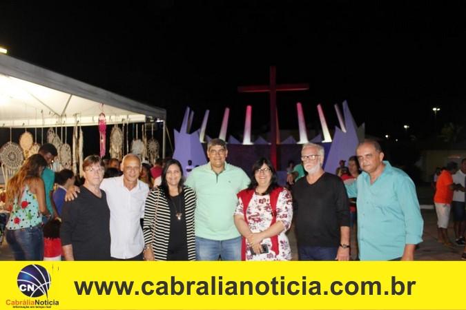 Cabrália comemorou 22 de abril - com diversas atividades esportivas e culturais.