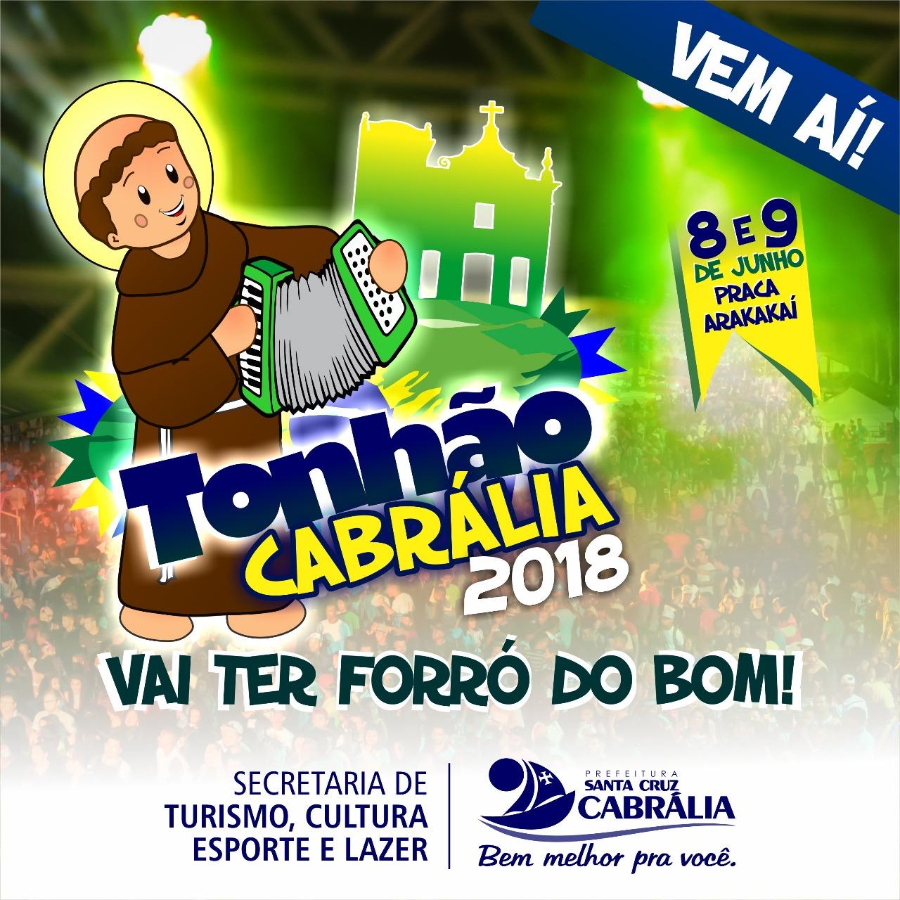 TONHÃO DE CABRALIA