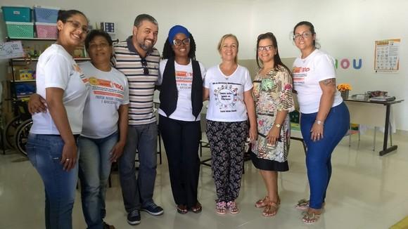 SEDESC realiza Programa Primeira Infância no SUAS