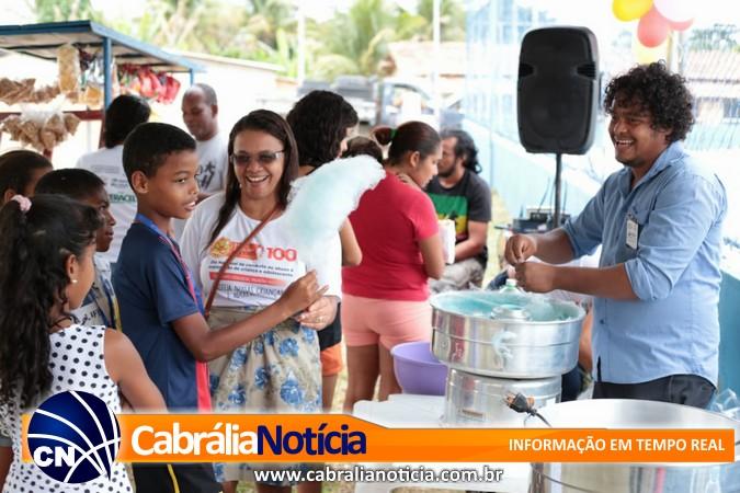 Ação Cabrália: Prefeitura faz atendimento no bairro Campo Verde