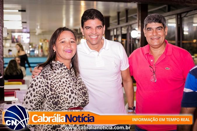 Vereadora Indiara fecha acordo com os candidatos do Prefeito Agnelo