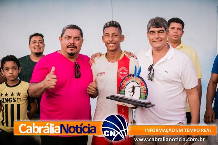 Final da Copa União na Arena dos Guerreiros  Pataxós em Coroa Vermelha