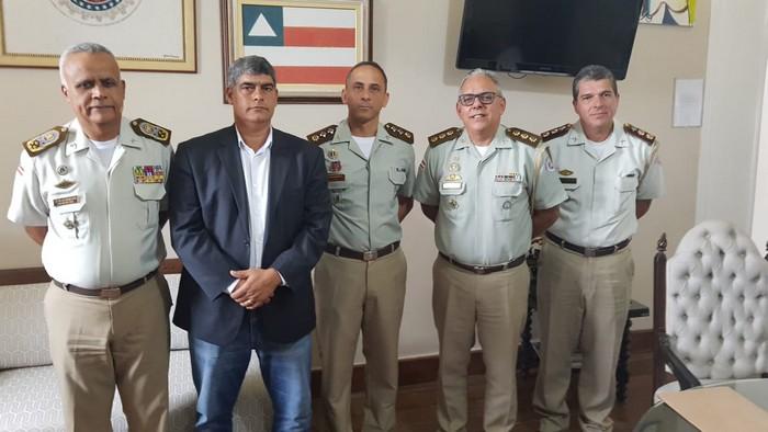 Assinado Termo de Cooperação para implantação de Colégio Militar em Cabrália