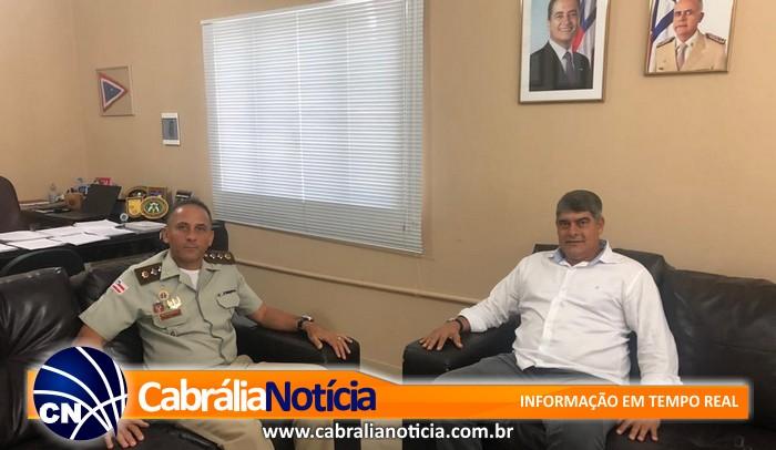 ′Cabrália mais Segura′ prevê câmeras ′inteligentes′ no município