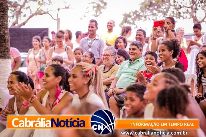 Prefeito Agnelo participa do Batizado de Capoeira em Santo André
