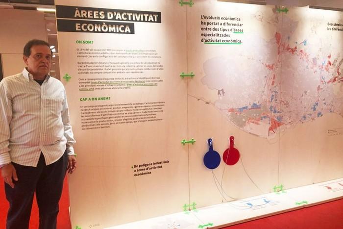 Secretário Walter Pinheiro visita centro de Inovação Urbana em Barcelona