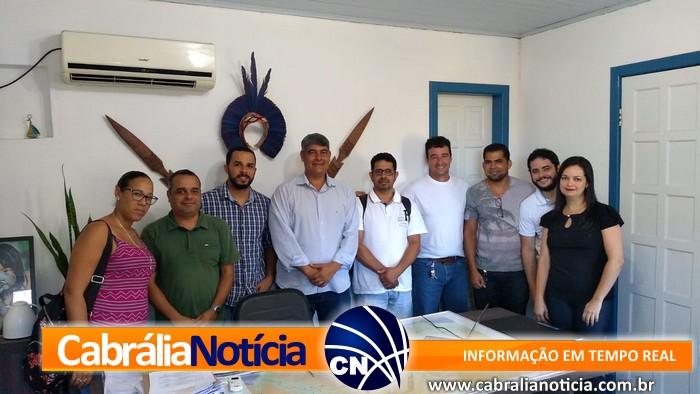 Cabrália - Prefeitura e SINSPPOR firmam acordo para  progressão e ajuste do plano de cargos e salários
