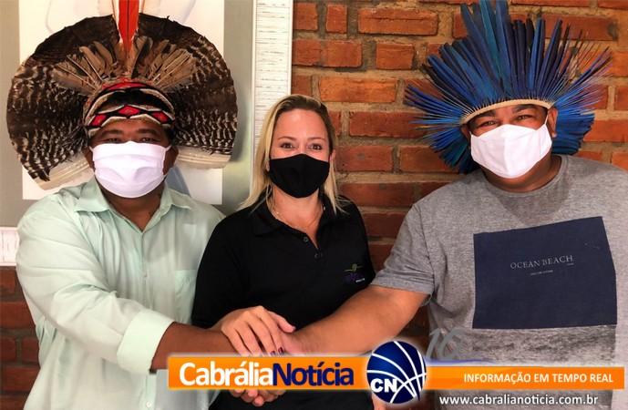Coordenado pelo Cacique Zeca Pataxó, o projeto MIBA vem assegurando o respeito aos direitos coletivos e integridade dos povos indígenas