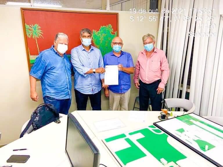Prefeitura Municipal de Santa Cruz Cabrália anuncia obras de recuperação das rampas de atracação das balsas
