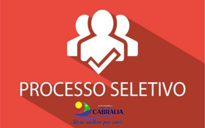 PREFEITURA LANÇA EDITAL DE PROCESSO SELETIVO PARA PROVIMENTO DE CARGOS NO QUADRO DE PESSOAL
