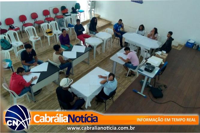 Cabralia recebe cursos de capacitação do Senac na área de Bares e Restaurantes