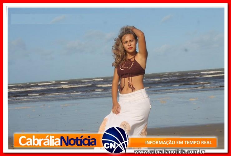 FLAVIA SANTANA A BELLA DO ANO 2018/9