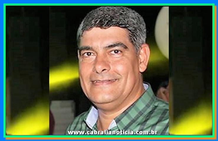 COM MUITA VONTADE, CORAGEM E DISPOSIÇÃO AGNELO SANTOS VOLTA AO COMANDO DE CABRÁLIA