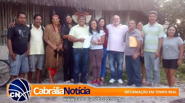 PCdoB de Cabrália ganha nova militante