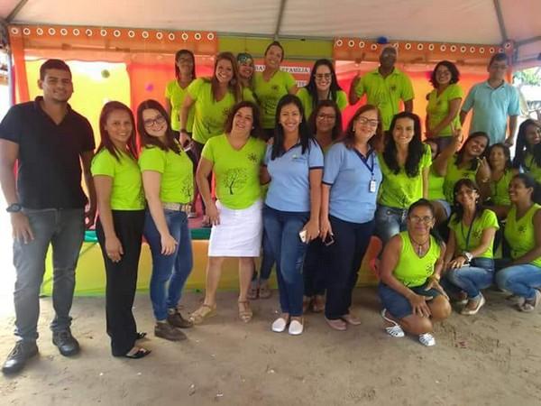 Escola de Cabrália realiza projeto de aproximação entre família e escola