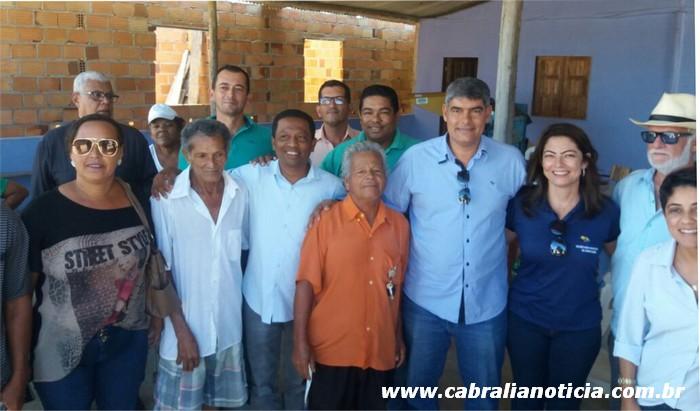 Prefeito visita comunidade indígena para ouvir demandas e definir prioridades