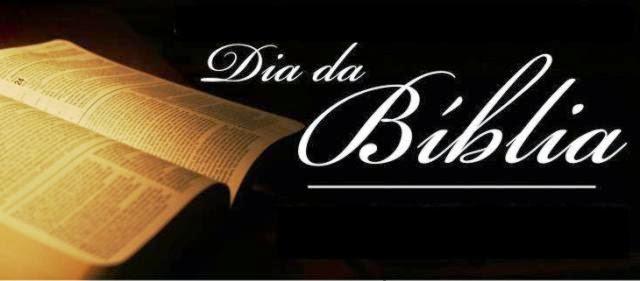 Segundo domingo de dezembro Dia da Biblia