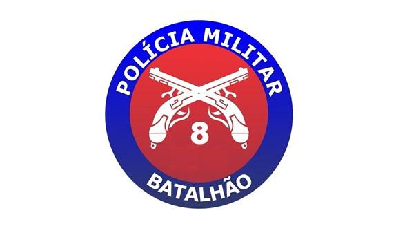 8 Batalhão realiza prisão de traficantes