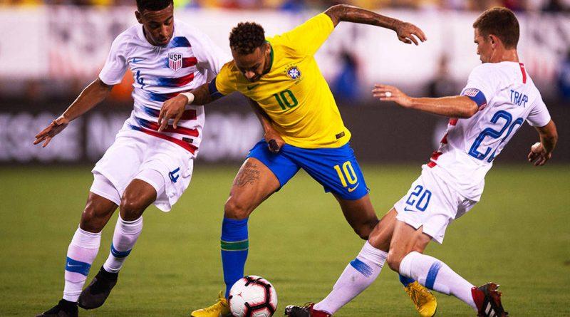 Brasil bate Estados Unidos por 2 a 0 em primeiro amistoso após Copa do Mundo