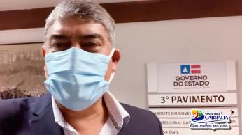 EM SALVADOR PREFEITO AGNELO CONQUISTA MAIS SAÚDE PARA O MUNICIPIO