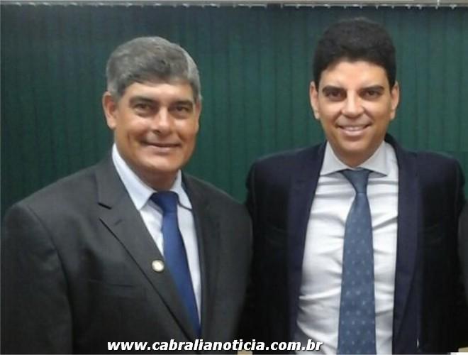 Claudio Cajado encaminha mais de 1 Milhão de reais em emendas para Cabrália.