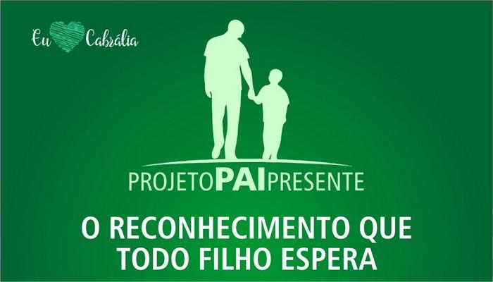 Programa Pai Presente e lançado em Cabrália