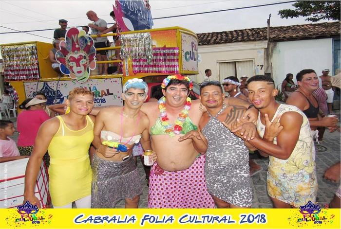 SUCESSO TOTAL O CARNAVAL CULTURAL DE CABRÁLIA