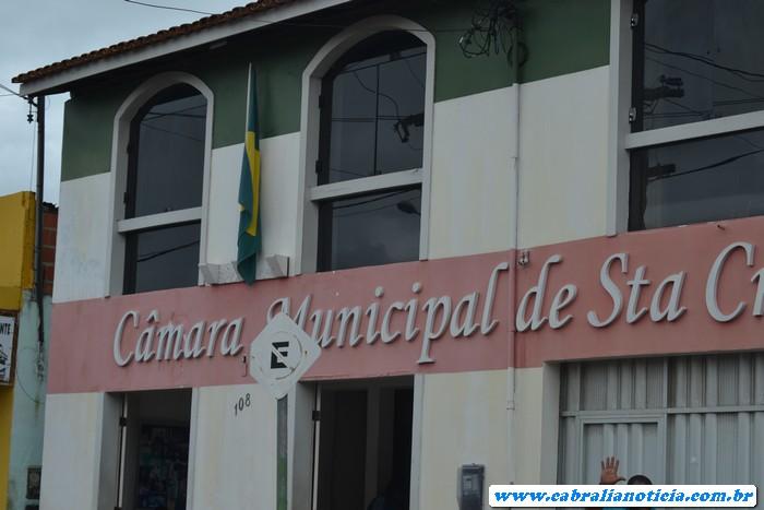 Câmara de Vereadores arquiva denúncia contra o prefeito de Cabrália