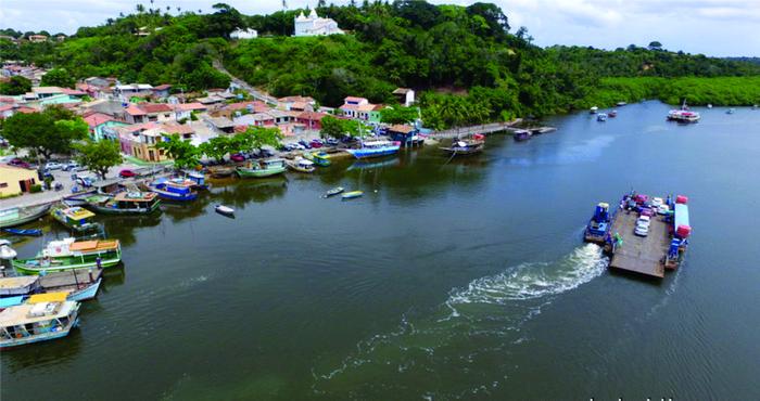 Cabrália: Reforma do píer dá mais comodidade aos turistas que visitam a cidade