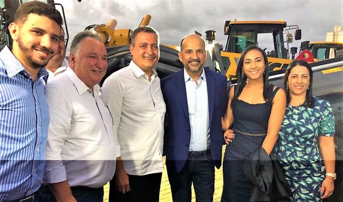 Rui Costa contempla CONDESC com importantes equipamentos rurais