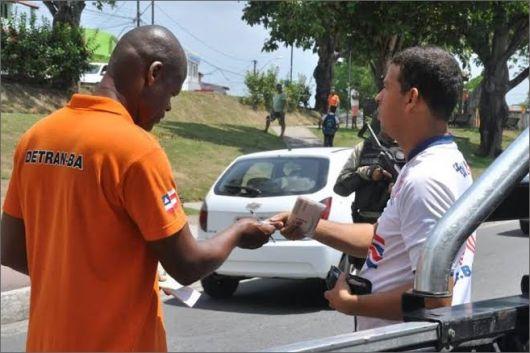 Detran-BA vai cumprir a liminar que suspende a remoção de veículos em fiscalização