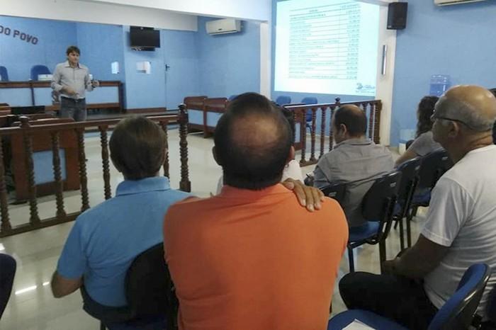Prefeitura de Cabrália realiza audiência pública relativa ao 3° quadrimestre de 2017.