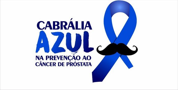 Campanha Novembro Azul em Cabrália
