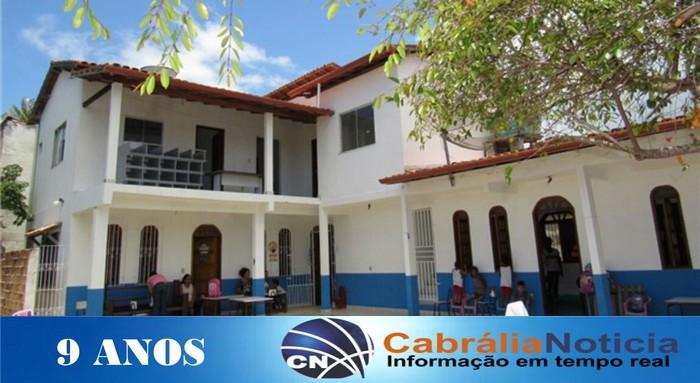 Prefeitura entrega escola reformada e ampliada no municipio